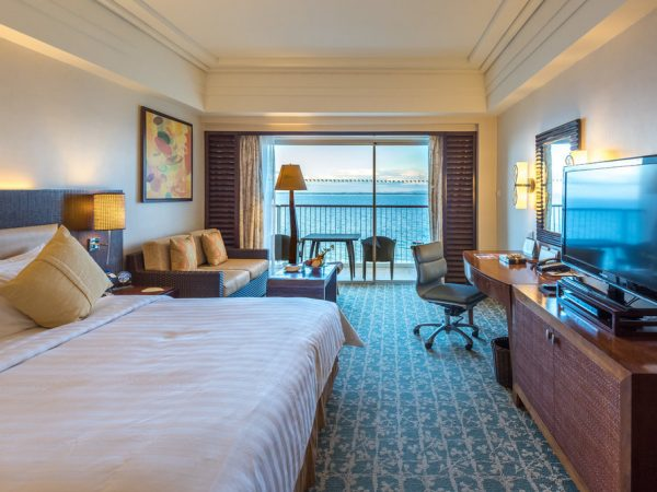 Shangri La's Mactan Resort and Spa Cebu Deluxe Family