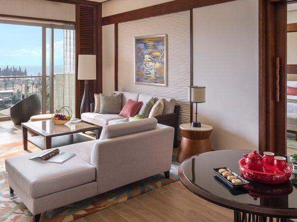 Shangri La's Sanya Resort and Spa Hainan Ocean Suite