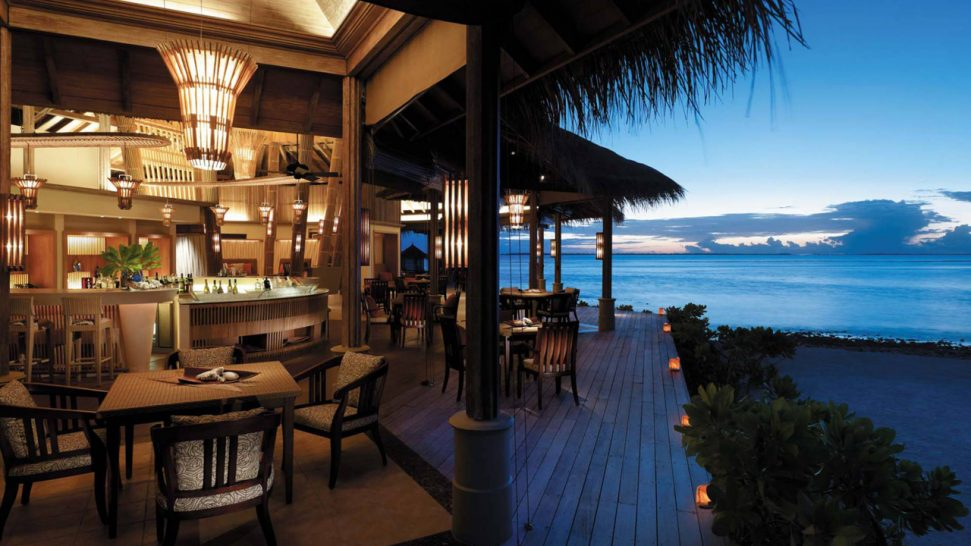Shangri La's Villingili Resort and Spa Maldives Fashala