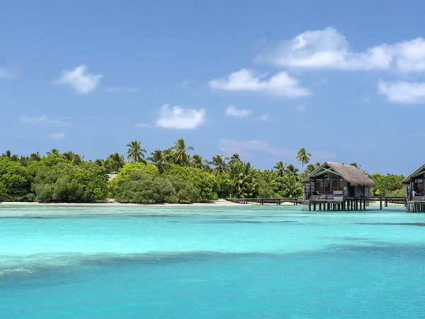 Shangri La's Villingili Resort and Spa Maldives Sea View