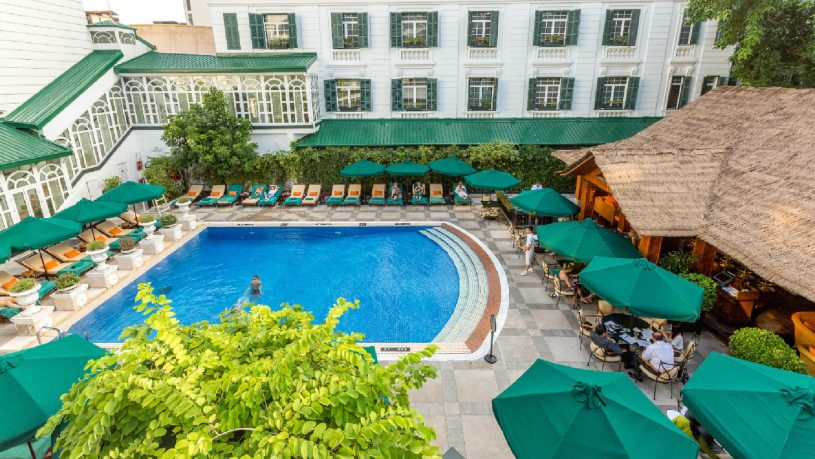Sofitel Legend Metropole Hanoi Pool