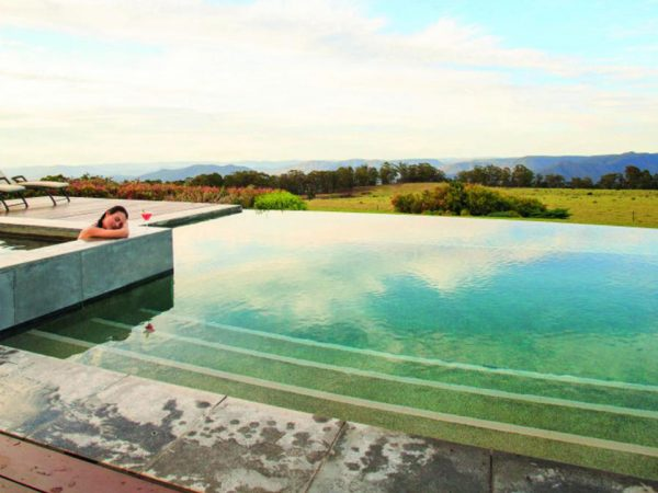 Spicers Peak Lodge Pool