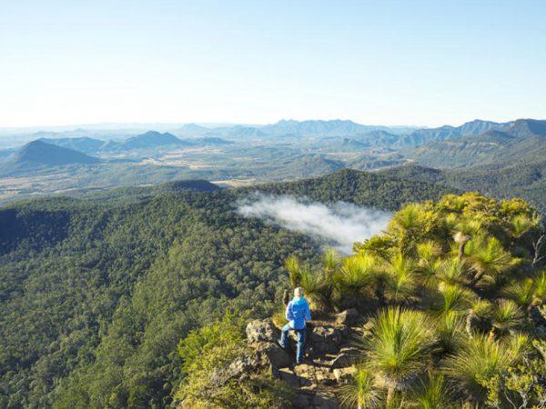 Spicers Peak Lodge View