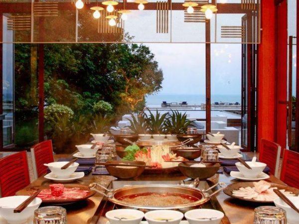 Sri Panwa Phuket Baba Hotpot