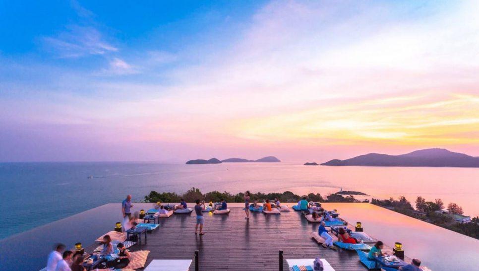 Sri Panwa Phuket Baba Nest Exclusive Rooftop Bar