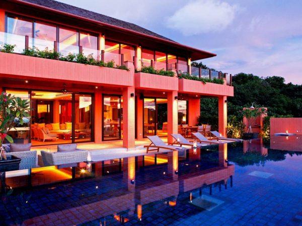 Sri Panwa Phuket Four Bedroom Residence Villa