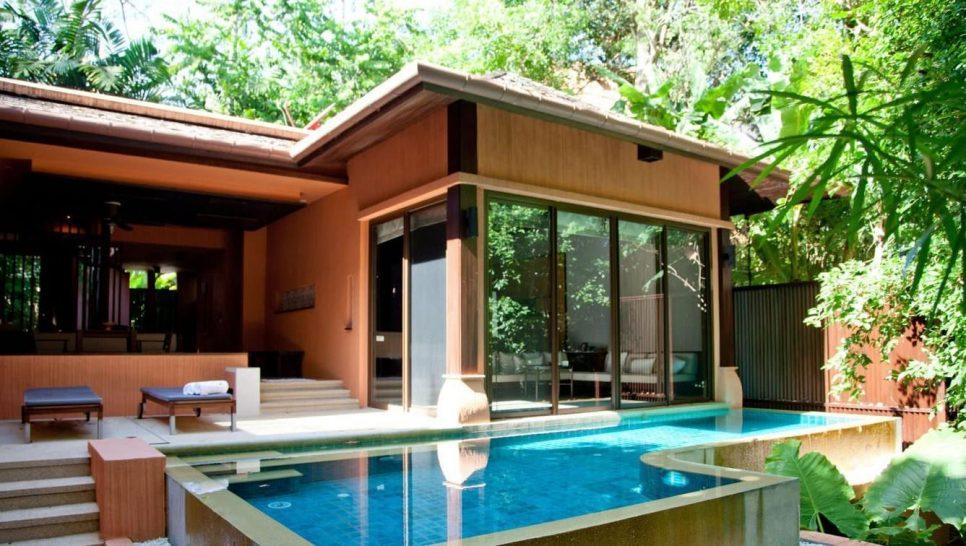 Sri Panwa Phuket One Bedroom Family Suite Garden View