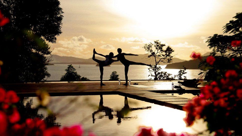 Sri Panwa Phuket Yoga