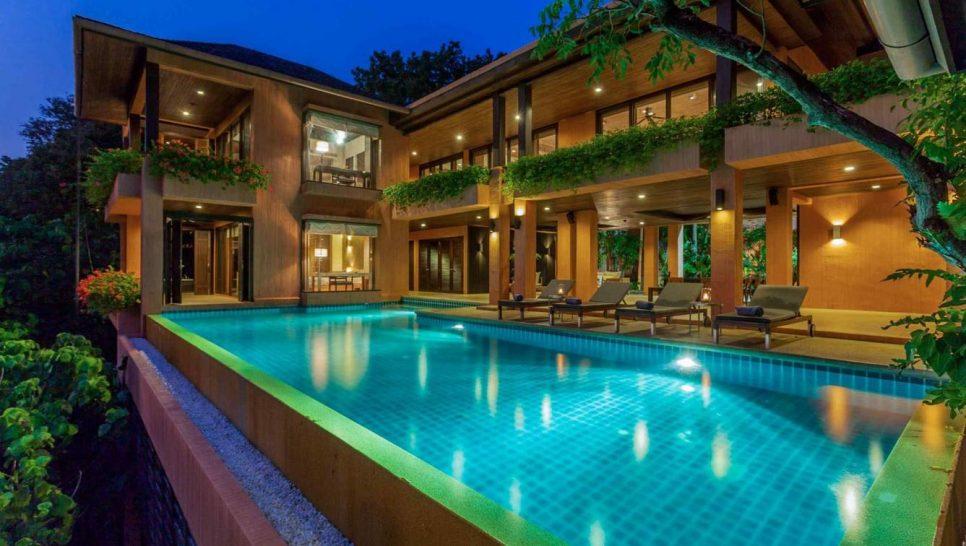 Sri Panwa Phuket Three Bedroom Residence Villa