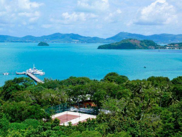 Sri Panwa Phuket Top View