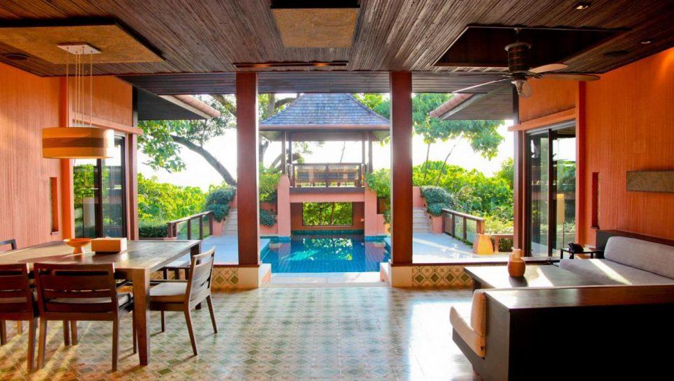 Sri Panwa Phuket Two Bedroom Family Suite Garden View