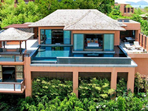 Sri Panwa Phuket Two Bedroom Luxury Pool Villa