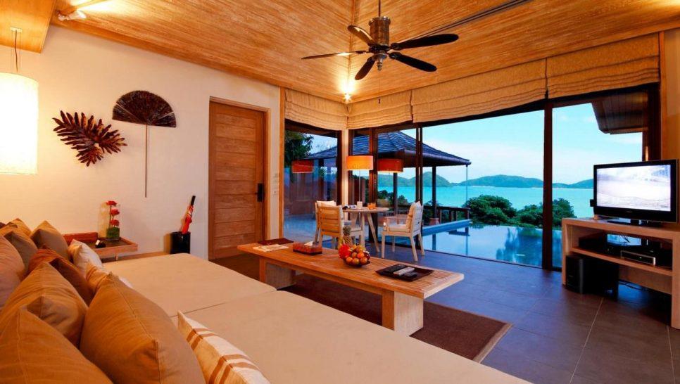 Sri Panwa Phuket Two Bedroom Pool Villa Ocean View