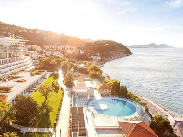 Sun Gardens Dubrovnik Hotel View