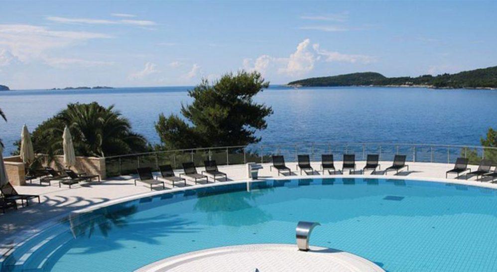 Sun Gardens Dubrovnik Lemonia Pool