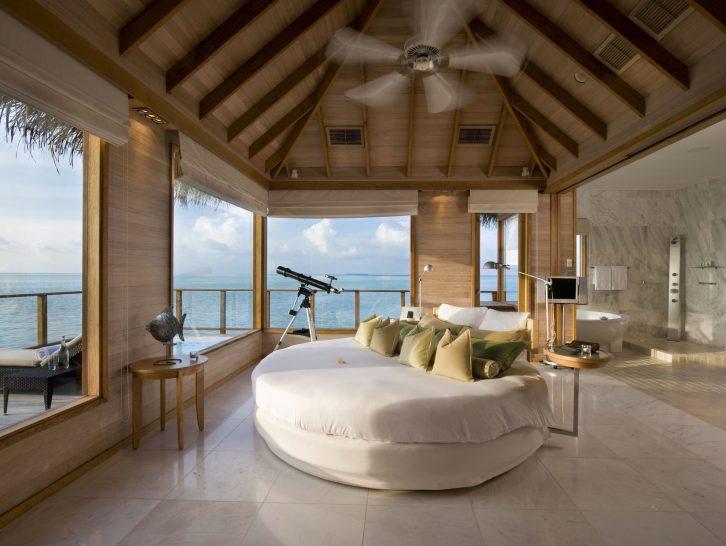 Sunset Water Villa Conrad Maldives Rangali Island