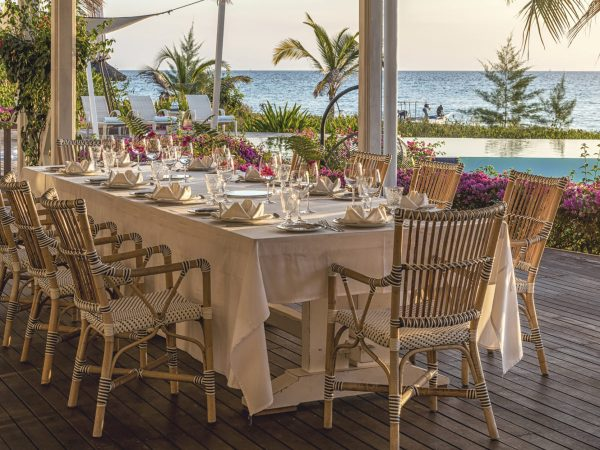 Thanda Island Dining