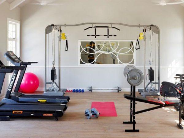 Thanda Island Gym