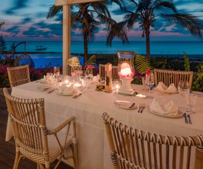 Thanda Island Night Dining