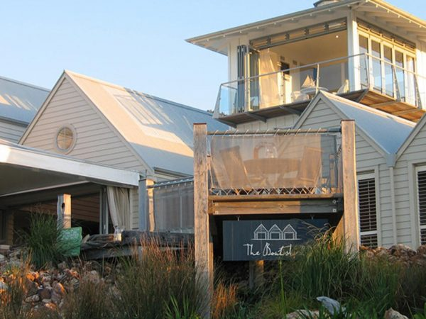 The Boatshed Exterior View