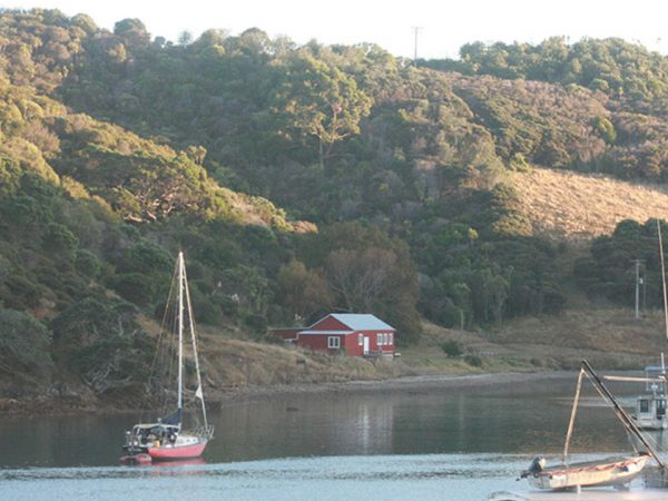 The Boatshed River View
