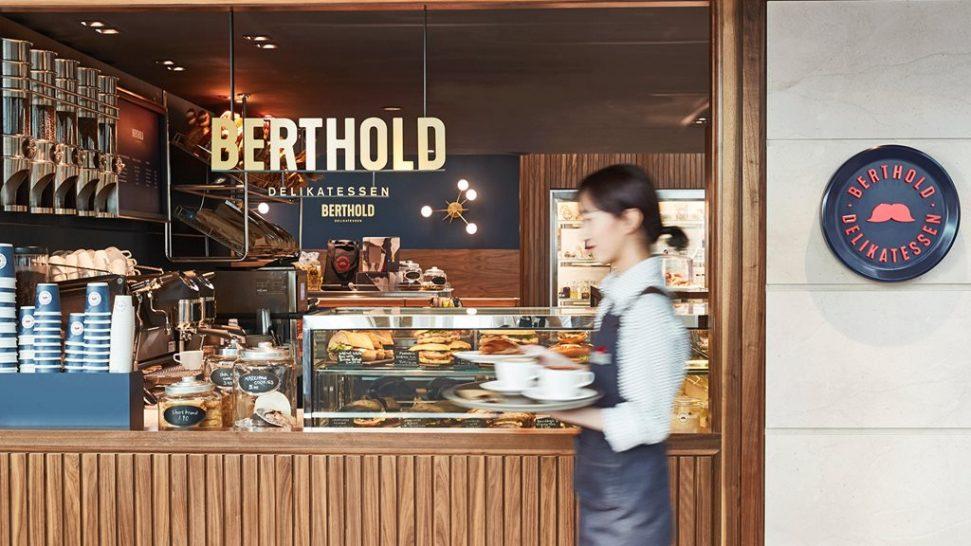 The Capitol Kempinski Hotel Singapore Arcade Berthold Delikatessen