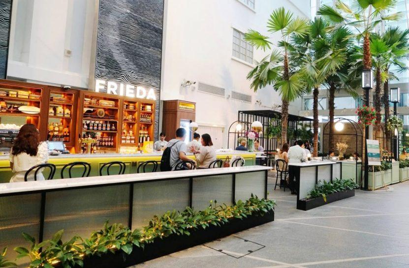 The Capitol Kempinski Hotel Singapore Arcade German Restaurant
