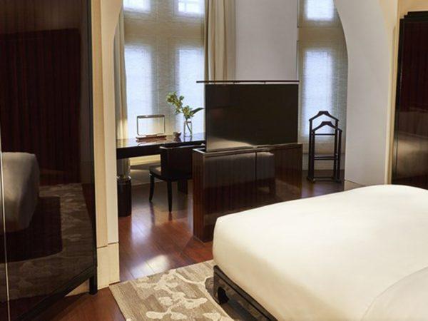 The Capitol Kempinski Hotel Singapore Bidwell Suite