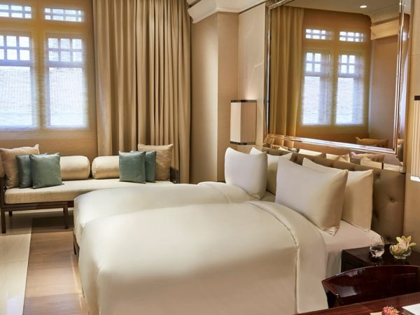 The Capitol Kempinski Hotel Singapore Deluxe Room