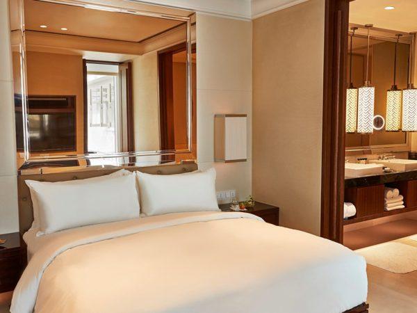 The Capitol Kempinski Hotel Singapore Executive Suite