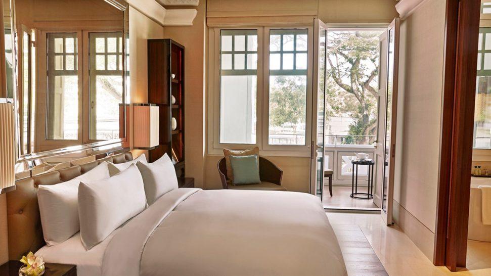 The Capitol Kempinski Hotel Singapore Grand Deluxe Room