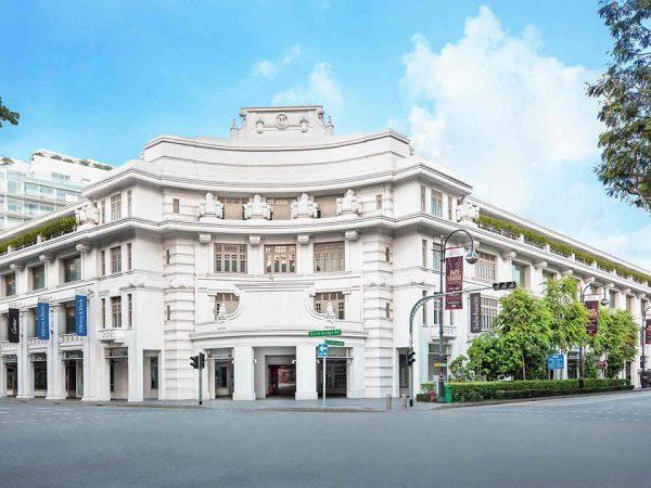 The Capitol Kempinski Hotel Singapore Hotel