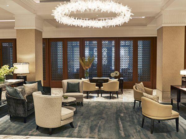 The Capitol Kempinski Hotel Singapore Interior