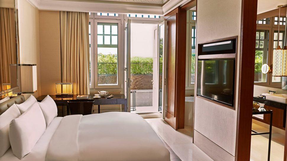 The Capitol Kempinski Hotel Singapore Terrace Room
