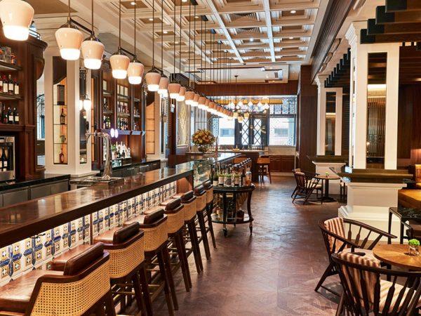 The Capitol Kempinski Hotel Singapore The Bar at 15 Stamford