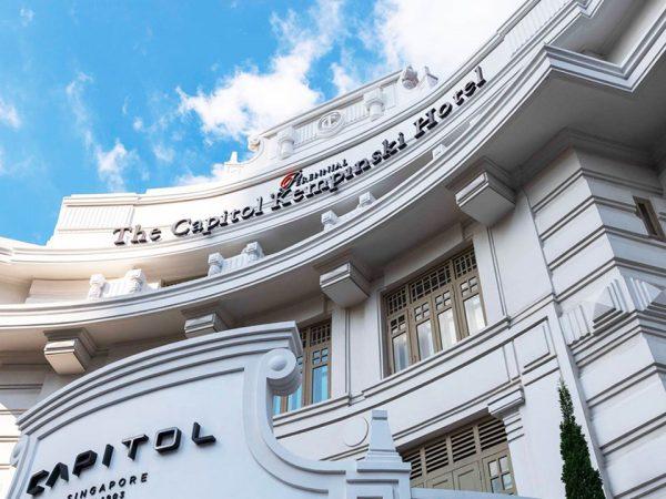The Capitol Kempinski Hotel Singapore View