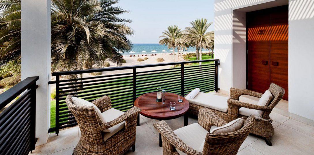 The Chedi Muscat Chedi Club Suite