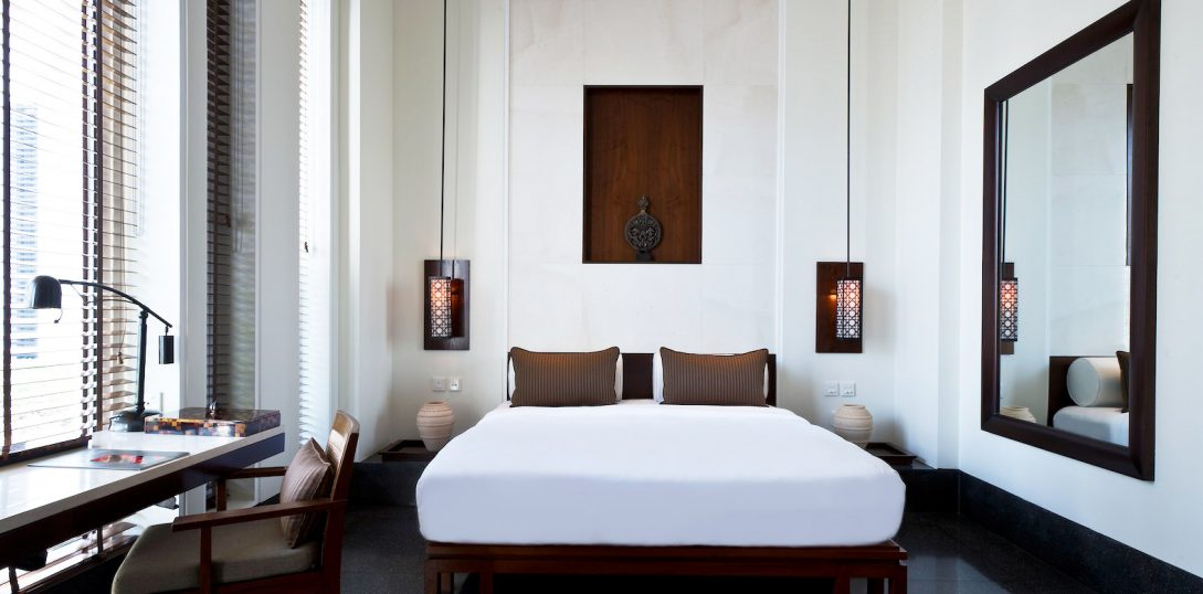 The Chedi Muscat Deluxe Club Room