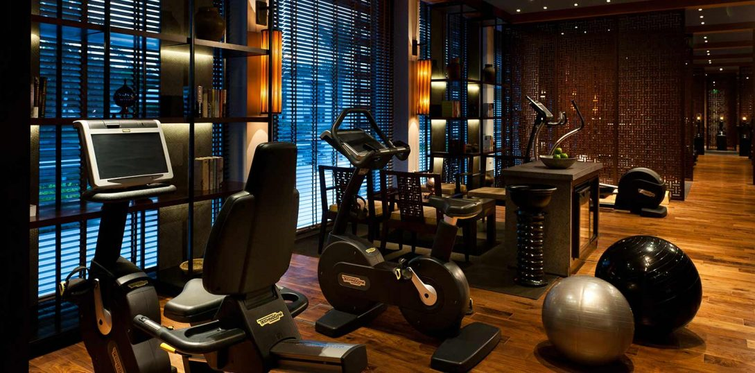 The Chedi Muscat Gym