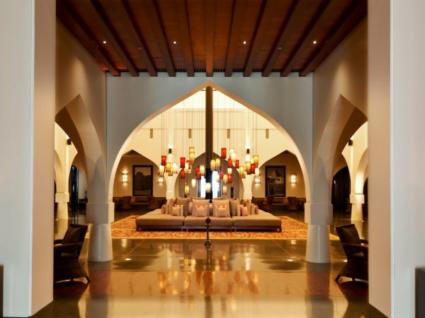 The Chedi Muscat Interior