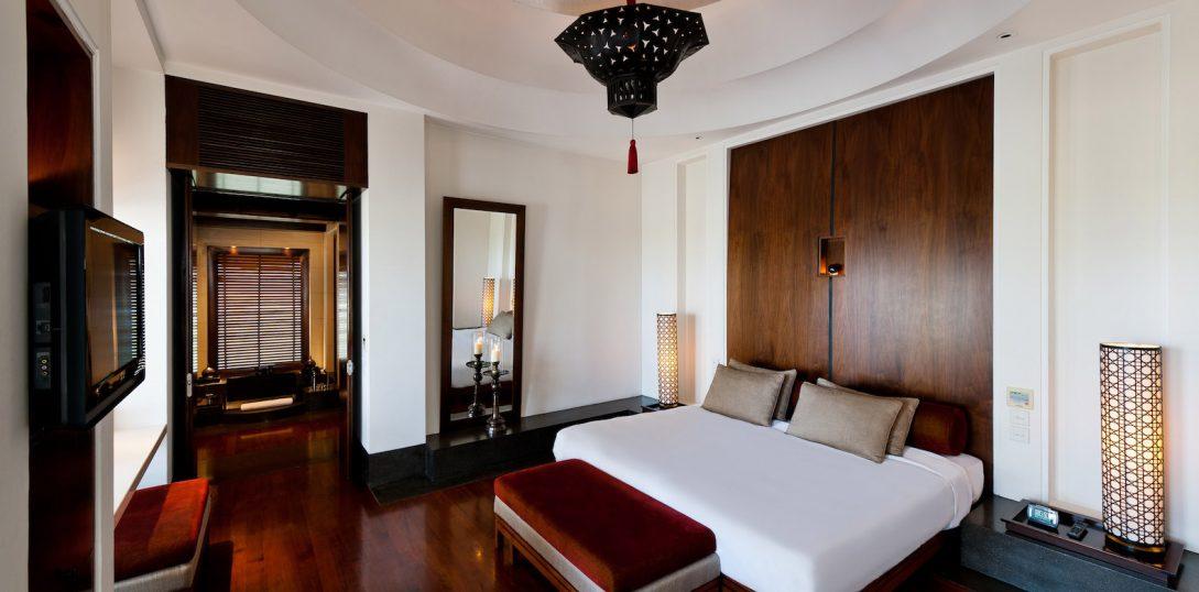 The Chedi Muscat Serai Sea View Room