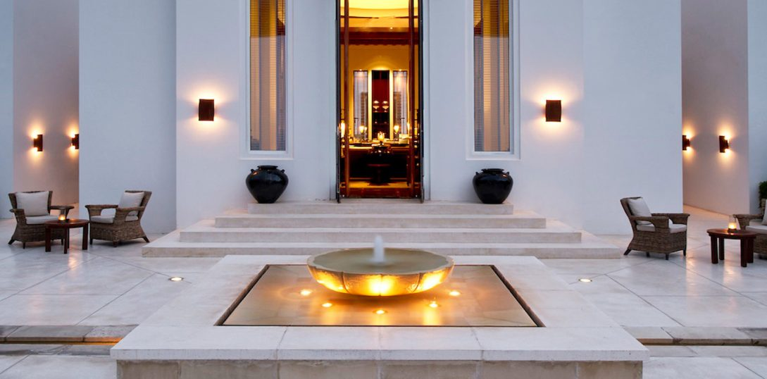 The Chedi Muscat The Club Lounge