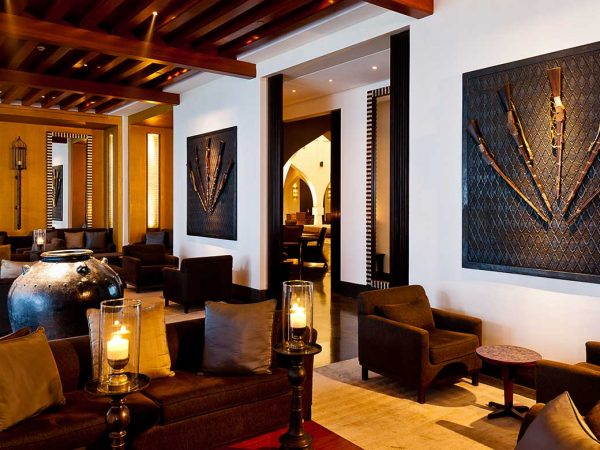 The Chedi Muscat The Lobby Lounge