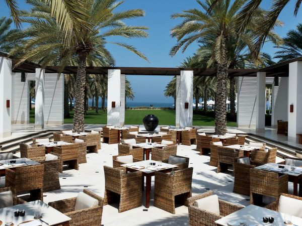 The Chedi Muscat The Restaurant