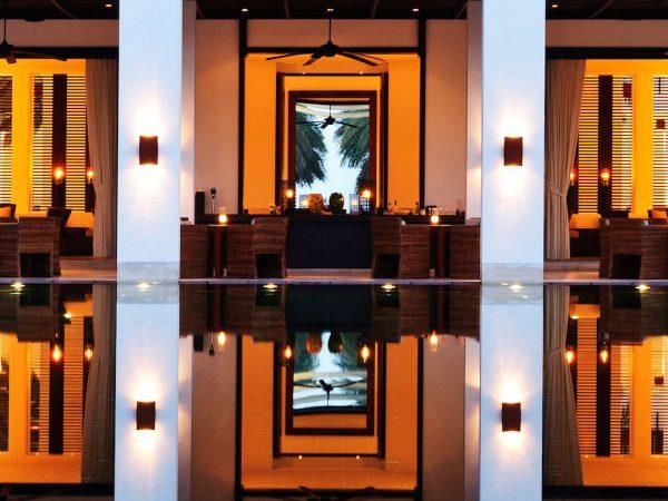 The Chedi Muscat The Serai Pool Cabana