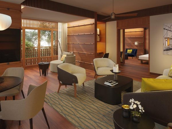 The Datai Langkawi Canopy Suite
