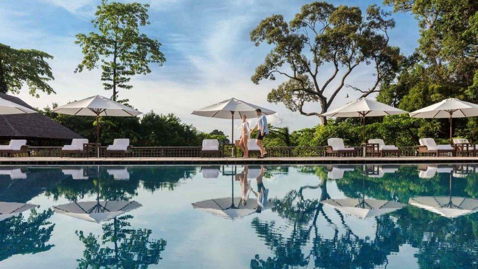 The Datai Langkawi Main Pool