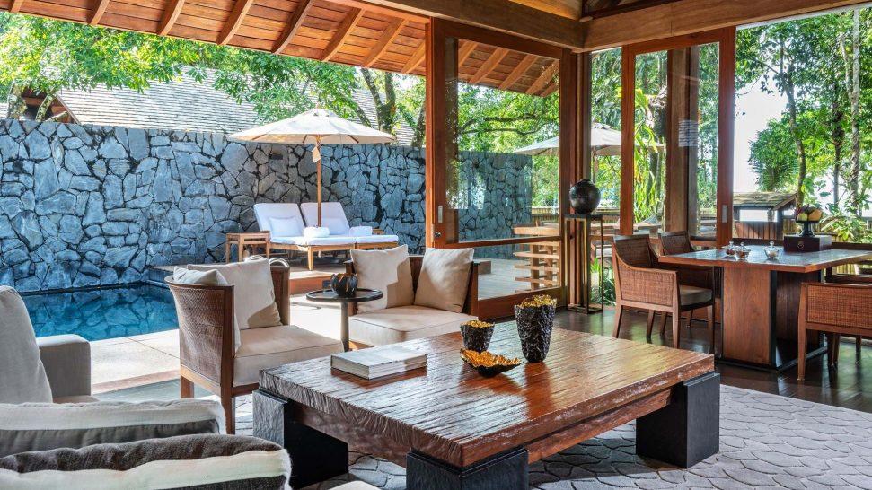 The Datai Langkawi One Bedroom Beach Villa