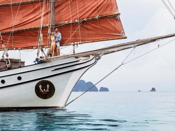 The Datai Langkawi Sailing