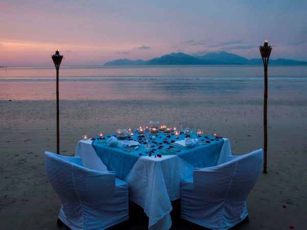 The Datai Langkawi Special Dining